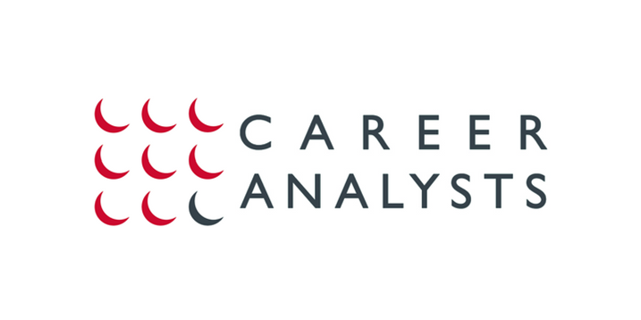 Career Analysts Logo with White Background
